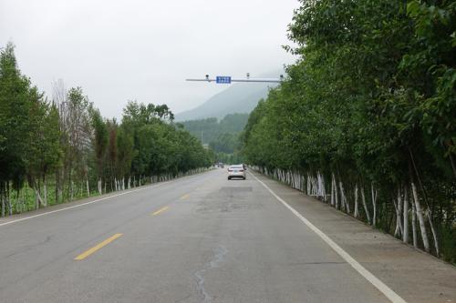 宁远县交警大队卡口及测速设备系统工程